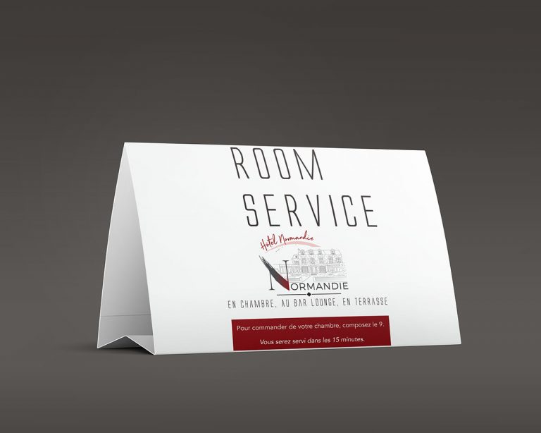 Room Service Hôtel Normandie