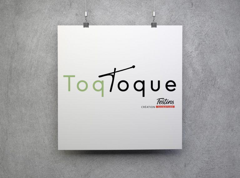 Refonte logo ToqToque