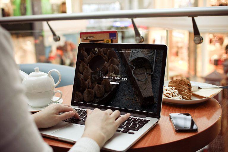 Création du site Internet Maison Roy