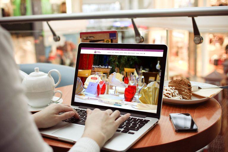 Création du Site E-commerce du Moulin de la Coudre