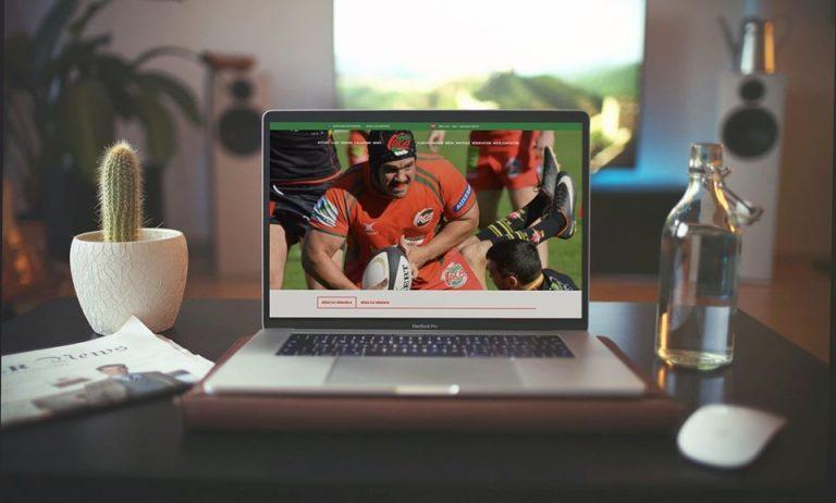 Création du site internet du Rugby Club Auxerrois