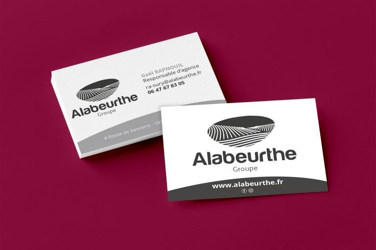 Carte de visite Alabeurthe