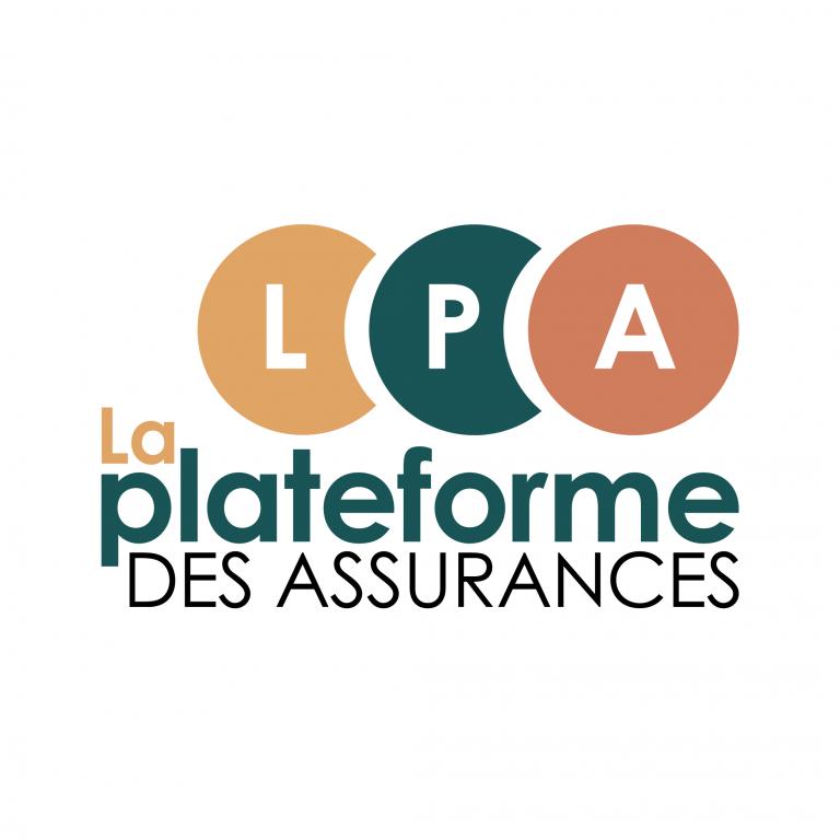 Création du logo pour La Plateforme des Assurances
