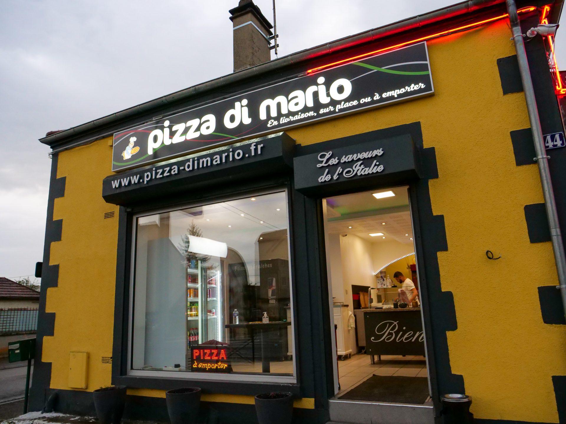 Shooting Photos Pizzeria Di Mario
