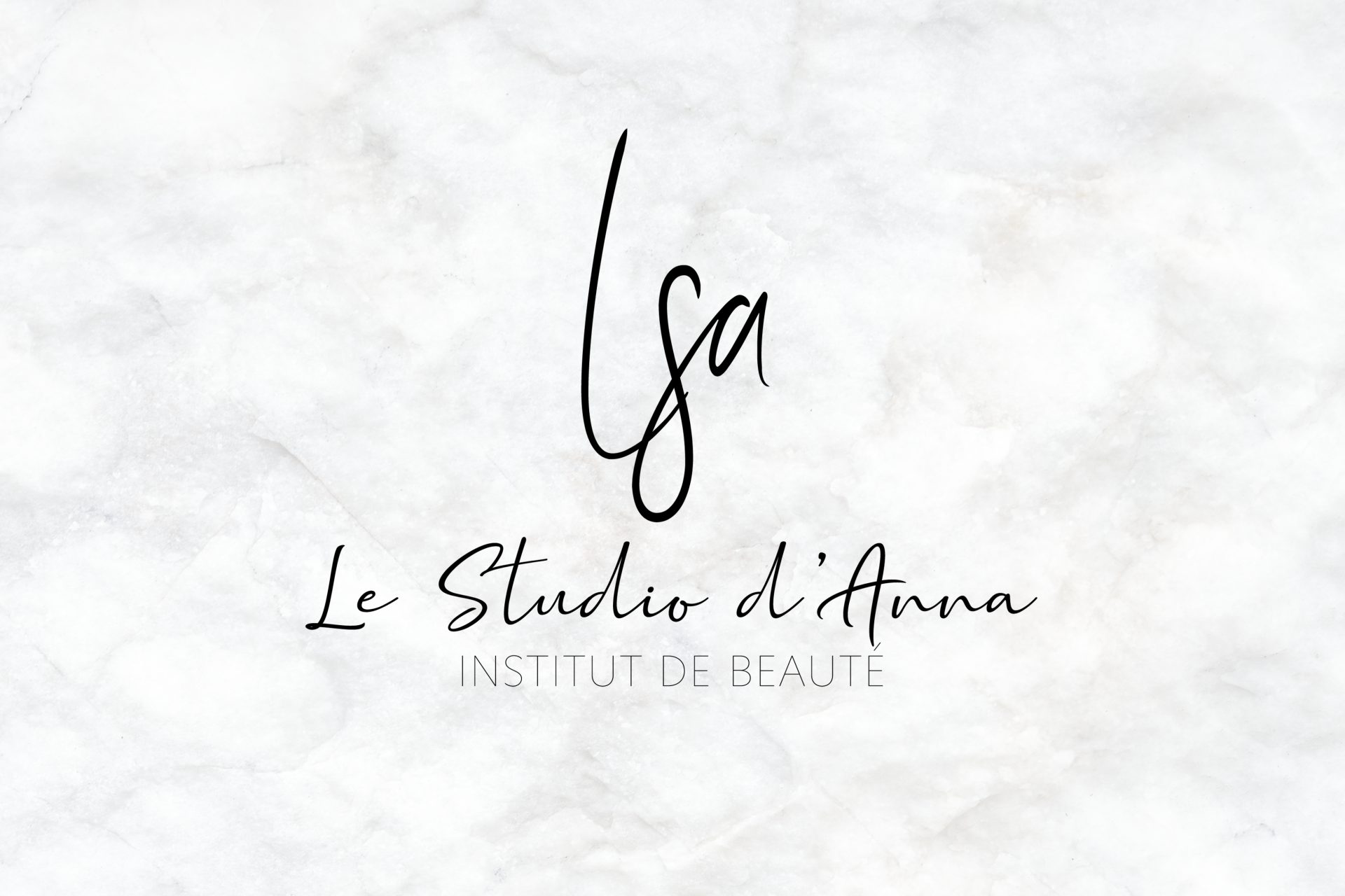 Création du Logo Le Studio d'Anna